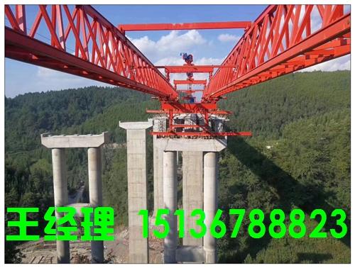 河北唐山单梁式架桥机 桥机租赁