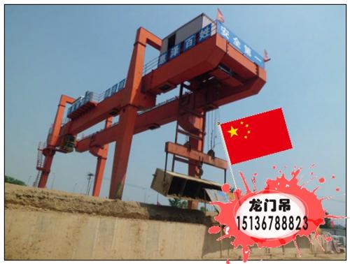 河北沧州双梁门式起重机厂家