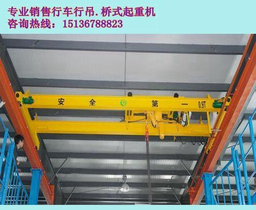 湖南邵阳桥式起重机厂家
