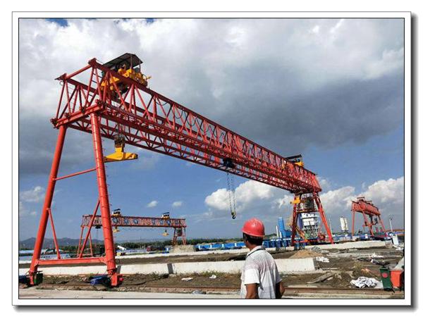 贵州遵义60吨龙门吊出租