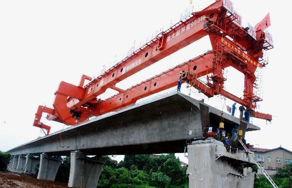 吉林长春40m180t架桥机租赁