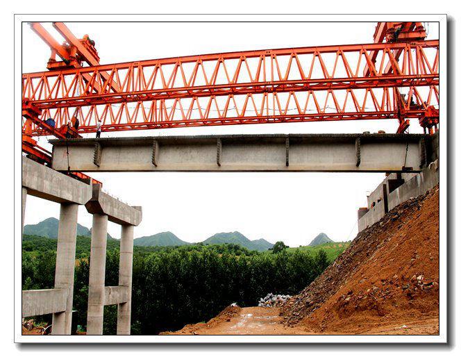 湖北随州架桥机公司出租120吨CD1电动乐虎国际娱乐app下载