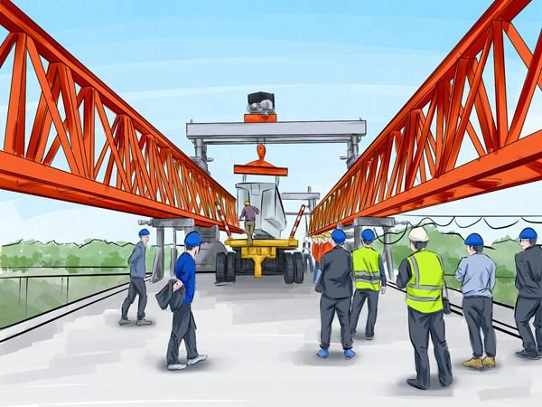 江苏南通300吨架桥机厂家架梁不用愁