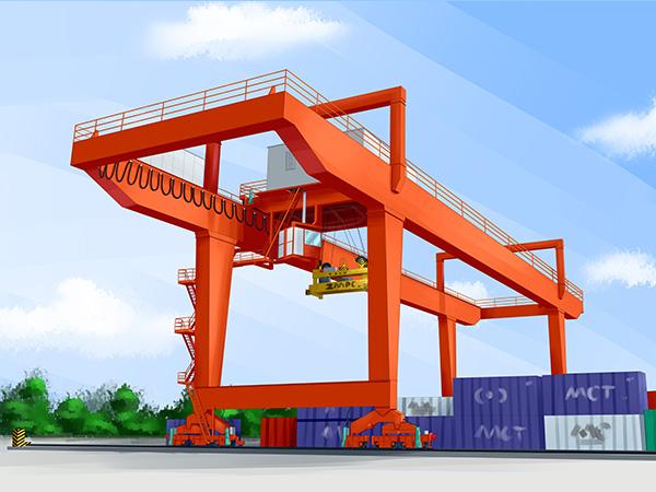 河南焦作30吨门式起重机厂家检修到位