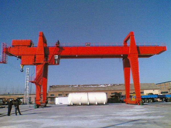 广东潮州25吨门式起重机厂家实惠到您家