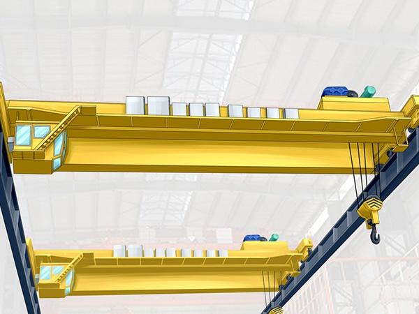 内蒙古通辽50吨桥式起重机厂家工作狂
