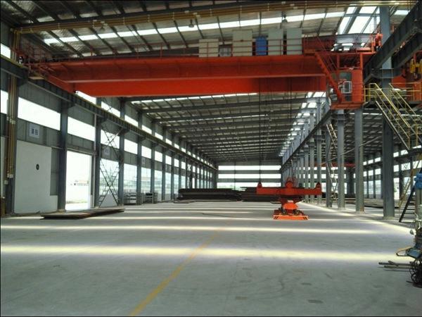 广西来宾20吨桥式起重机厂家类型全交货快